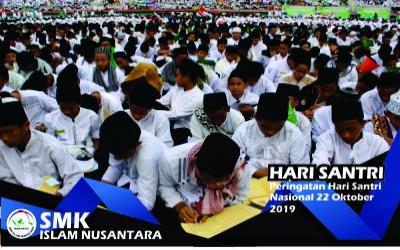Perayaan Hari Santri Nasional 2019